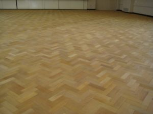 just laid parquet floor gateshead
